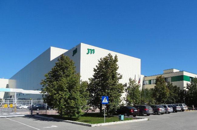 Установлены доп. места «IS стандарт» на заводе JTI
